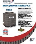 RVL-0033 REVOLV SplitSys14S-QC HP 2PG-1