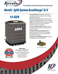 Revolv Split System AccuCharge A/C