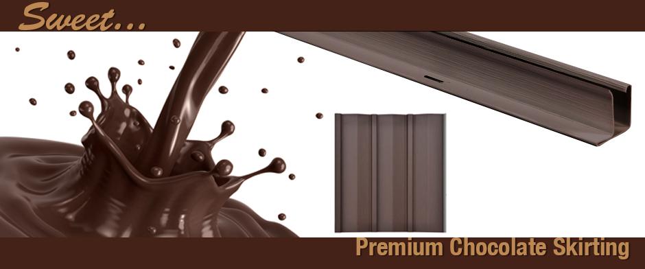 Chocolate Skirting