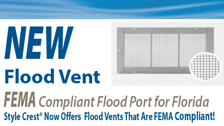 FEMA Complian Flood Port for Florida