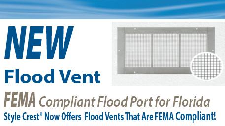 FEMA Complian Flood Port for Florida