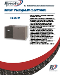 Packaged Air Conditioners 14 SEER