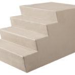 Steps, Decks, and Rails Fiberglass Steps The 48″ Wide Riser 7″ 21″x29″x48″