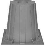 HVAC 6″ Heat Pump Riser, Pad-Mount, 1 Piece