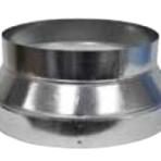 HVAC Reducer Increaser 14″- 12″