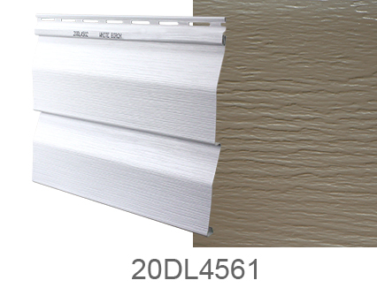 Addison Heights Dl4 5 Siding Artisan Clay Style Crest