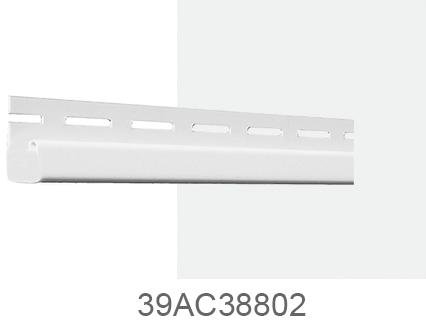 Accessories J Channel White Birch Style Crest