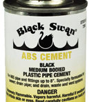 ABS Pipe Cement Black