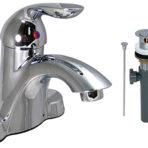 Phoenix Lavatory Faucet with Pop Up