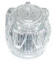 Plumbing Clear Faucet Handle Acrylic, Hot