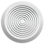Electrical Ceiling Grill Replacement for 592262 Bathroom Fan Assembly