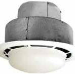 Electrical Bathroom Fan Light 7″ Diameter 118 Vertical Outlet