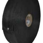 HVAC Fabric Flex Duct Strap 1-3/4″ x 300′ Black