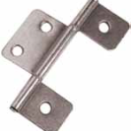 Doors and Windows Non Mortise Hinge Stainless Steel