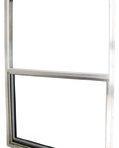 Doors and Windows Kinro 18000 Series Aluminum Horizontal Slider 30″ x 14″