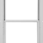 Doors and Windows Kinro Series 5700 Vertical Slide Storm Window 14″ x 27″