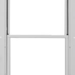 Doors and Windows Kinro Series 5700 Vertical Slide Storm Window 14″ x 40″