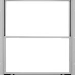 Doors and Windows Kinro Series 5700 Vertical Slide Storm Window 24″ x 27″