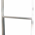 Doors and Windows Kinro 18000 Series Aluminum Vertical Slider 14″ x 21″