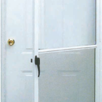 Doors and Windows Kinro Series 7660 Right Hand 34″ x 80″ with 6-Panel Door with 9-Lite Lite