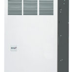 HVAC MG2R 95% Downflow Front Return Gas Furnace 4 Ton 60MBH 20″ with Coil Box