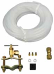 Appliances Icemaker Installation  Kit with 25′ Poly Tube