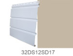 The Carrington Collection T4 SD Solid Siding Warm Sandalwood