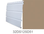 The Carrington Collection T4 SD Solid Siding Topaz