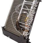 HVAC SmartComfort Uncased Slope Coil, 1.5-3T, Electric Down-flow