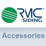 RMC Siding Accessories