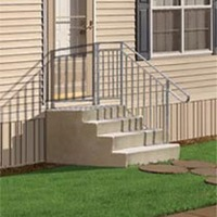 Steps, Decks, and Rails